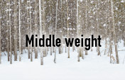 Middle weight